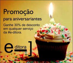 Campanha aniversariantes #e-ditora