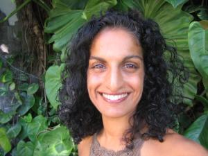 Bindu Mathur, diretora do documentário inglês 'The Nuclear Boy Scout' (O Escoteiro Nuclear).