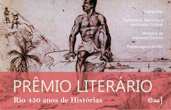 edital rio 450 anos de histórias arte logo do projeto negro ilustração do ingles lends