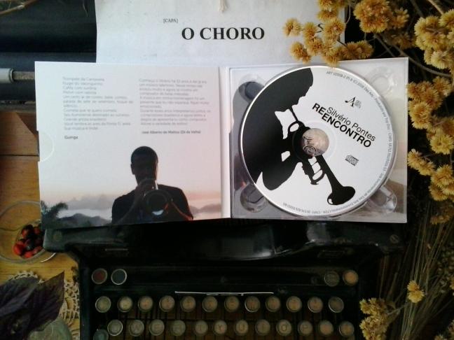 O novo CD de Silvério Pontes, Reencontro' estará em destaque na 'playlist' do dia.